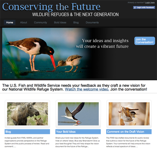 Conserving the Future: Wildlife Refuges and the Next Generation