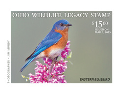 Ohio Wildlife Legacy Stamp