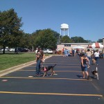 Dogs on Parade in Belvidere, Illinois