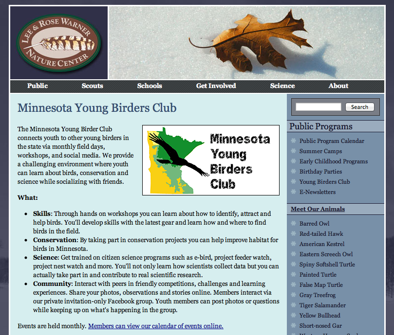 minnesota_young_birder_club_screenshot