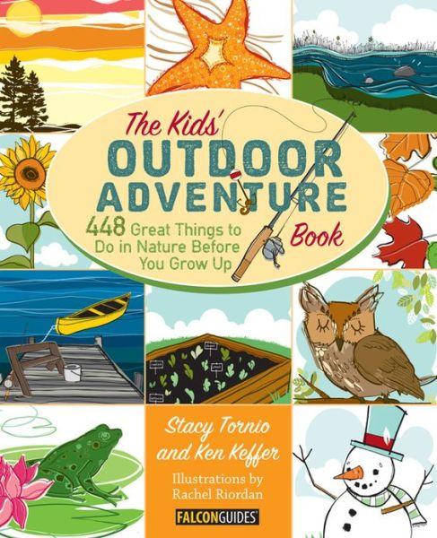Kid's Outdoor Adventure Book