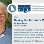 Saving the Kirtland's Warbler – Science Talks