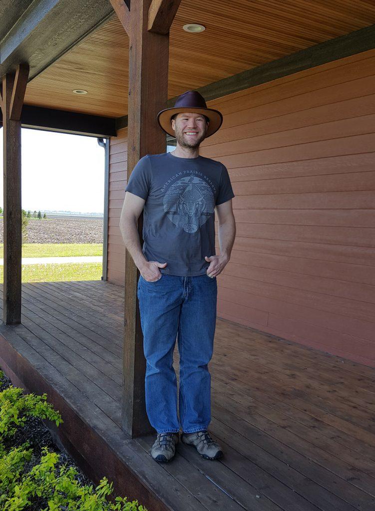American Prairie Reserve Shirt