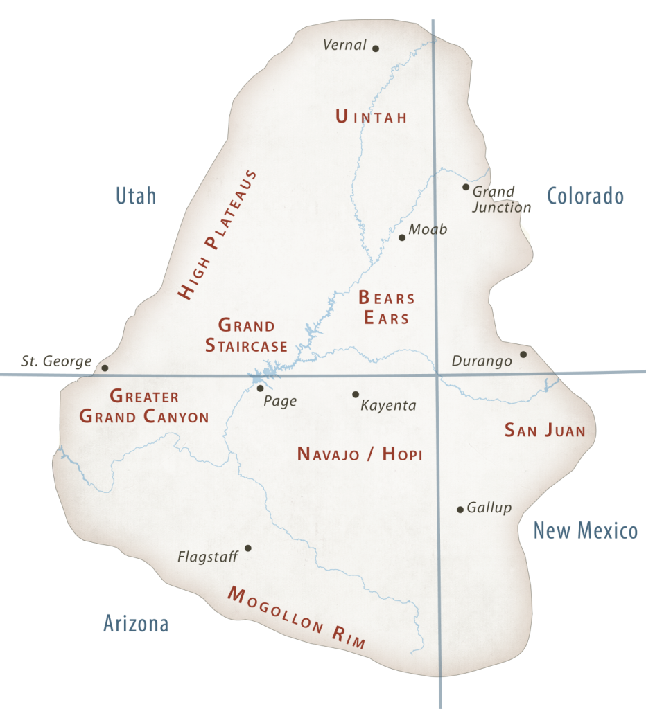 Where the Grand Canyon Trust protects land and people